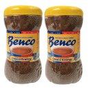 Benco Kakao, Instant Kakaopulver  Granulat (2x400g Dosen)