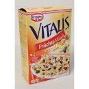 Dr. Oetker Vitalis Früchte Müsli (1,5kg Packung)