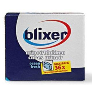 Blixer Urinal-Steine Ocean Fresh 36 Stck. (Urinnoirblokken)