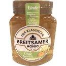 Breitsamer Honig Der Klassische Lindenhonig 500g Glas...