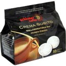 Kaffeepads schirmer kaffee Crema Subito (18 Pads)