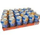 Aquarius Sinaas 24 x 0,33l Cans (orange)