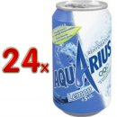 Aquarius Lemon 24 x 0,33l Dose (Zitrone)