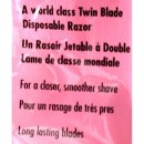 Super-Max Twin Blade Einweg Damenrasierer (10 Stück)...