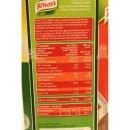 Knorr Basis voor Espagnole Saus Zoutarm 950g Dose...
