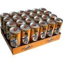 Coca Cola Nalu Exotic Energy Drink 24 x 0,25l Dose IMPORT...