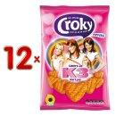 Croky Chips K3 Hartjes Paprika 12 x 80g Karton