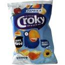 Croky Chips Paprika 12 x 100g Karton