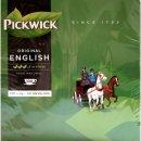 Pickwick Teebeutel, English Tea Blend 100 Beutel á...