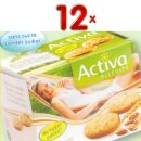Activa Biscuits Amandes sans sucre  8 x 150g Packung...