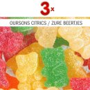 Astra Oursons Citrics 1 x 3 kg Packung (saure...
