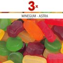 Astra Winegum 1 x 3kg Packung (Weingummi Mix)