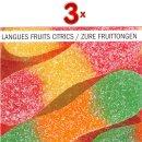 Astra Langues Fruits Citrics 1 x 3kg Packung (saure...
