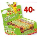 Haribo Mega Roulettes Fruits Citrics 40 x 45g Packung...