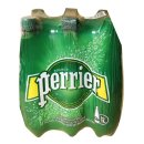 Perrier Original 6x1l PET Bottle (sparkling water with Gas)