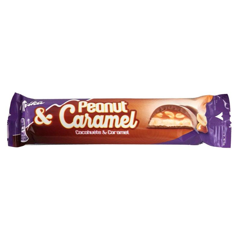 Milka Peanut Caramel Riegel