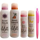 bilou Neuheiten Set: Orange Lemonade, Bloomy Passion,...