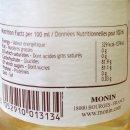Monin Sirup Amaretto (0,7l Flasche)