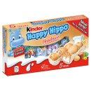 Ferrero Kinder Happy Hippo Haselnuss (5 Riegel)