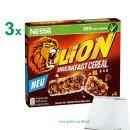 Nestle Lion Breakfast Cereal Bar Office Pack (3er Pack)...