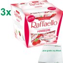 Ferrero Raffaello Himbeere limited Edition 3er Pack...