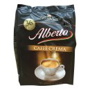 Kaffeepads Alberto Caffe Crema (36 Pads Beutel)