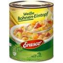 Erasco weiße Bohneneintopf (800g)