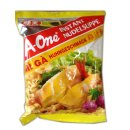A-One Instant Nudelsuppe mit Huhngeschmack (85g Packung)