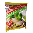 A-One Instant Nudelsuppe vegetarisch (85g Packung)