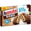 Ferrero hanuta Riegel Milch & Nuss (5x34,5g)