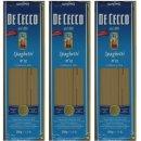 """3x De Cecco Nudeln """"Spaghetti"""" n.12, 500 g"""