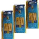 """3x De Cecco Nudeln """"Tripoline"""" n.3, 500 g"""