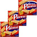 "3x Gran Pavesi Kekse Salati ""Gesalzen"", 560 g"
