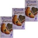 "3x Bauli Cacao ""Croissants Schokolade"", 300g"