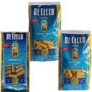 """Testpaket De Cecco """"Festonati,Millerighe,Pennoni..."""