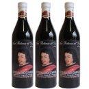 """3x Aceto Balsamico Del Duca """"White Cup"""", 500 ml"""