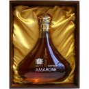 """Marcati Grappa """"Amarone Barrique"""" in Holzkiste,..."""