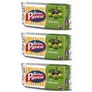 """3x Gran Pavesi Kekse """"Olive"""" mit Kräutern,..."""