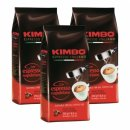 "3x Kaffee gemahlen Kimbo Caffé ""Espresso..."