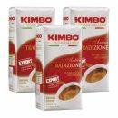 """3x Kaffee gemahlen Kimbo Caffé """"Antica..."""