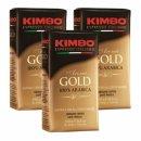 """3x Kaffee gemahlen Kimbo Caffé """"Aorma..."""