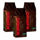 "3x Kaffeebohnen Kimbo Espresso Bar ""Premium"",..."