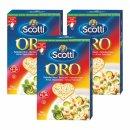 "3x Riso Scotti Reis ""Parboiled Oro"", 1000 g"