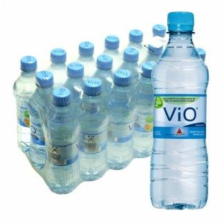 """Apollinaris """"VIO Natürliches Stilles Mineralwasser"""", 18 x 0,5l Flasche"""