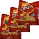 """3x Mondelez """"Cipster Kartoffelchips""""..."""