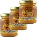 """3x Argodey Fortaleza Crema de Papaya-Naranja """"Papaya..."""