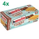hanuta cookies limited Edition 4er Pack (4x220g Packung)