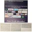 Adventskalender XXL Kosmetik und Drogerieartikel für...