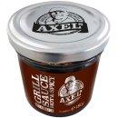 Axel Schulz Axels Grillsauce Hot & Spicy (150g Glas)