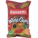 Bassetts englisches Weingummi Traditional Winegums...